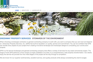 Website design for property management