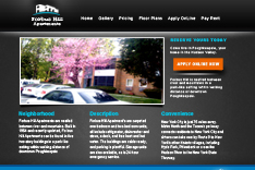 website design for apartment in Dutchess, NY